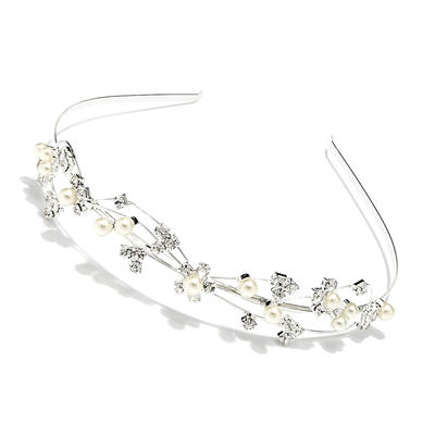"""Headbands Special Occasion/Outdoor/Party Rhinestone/Alloy 15.75""""(Approx.40cm) 0.78""""(Approx.2cm) Headpieces (042153514)"""