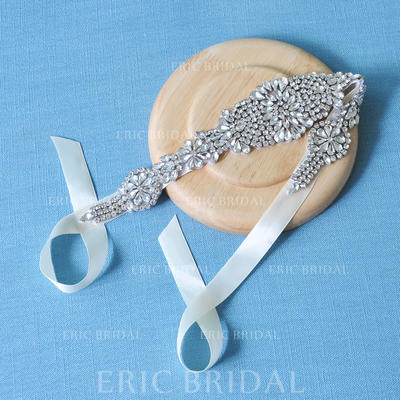 """Headbands Wedding/Special Occasion Satin 13.97""""(Approx.35.5cm) 2.17""""(Approx.5.5cm) Headpieces (042159205)"""