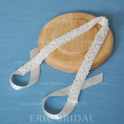 """Headbands Wedding/Special Occasion Satin 17.32""""(Approx.44cm) 0.78""""(Approx.2cm) Headpieces (042159225)"""