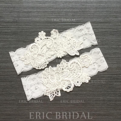 Garters Bridal Wedding Lace With Lace Garter (104196518)