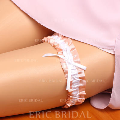 Garters Bridal Wedding/Casual/Dress/Special Occasion/Daily Wear Satin Hand wash only. Sorted with underwear./Color & Style representation may vary by monitor Garter (104195994)