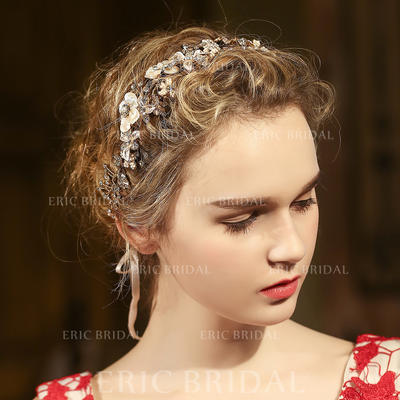 "Headbands Wedding/Special Occasion/Party/Art photography Crystal/Rhinestone 16.93""(Approx.43cm) 1.77""(Approx.4.5cm) Headpieces (042156611)"
