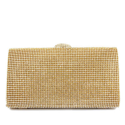 Clutches Wedding/Ceremony & Party PU Clip Closure Charming Clutches & Evening Bags (012185211)