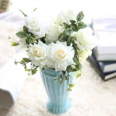 """Vases Free-Form Wedding/Party/Casual Ceramic 9.45""""(Approx.24cm) Wedding Flowers (123190275)"""