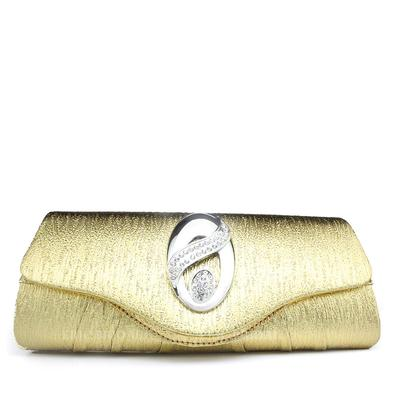 Clutches Wedding/Ceremony & Party PU Magnetic Closure Lovely Clutches & Evening Bags (012185908)