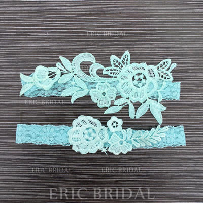 Garters Bridal Wedding Lace With Lace Garter (104196543)