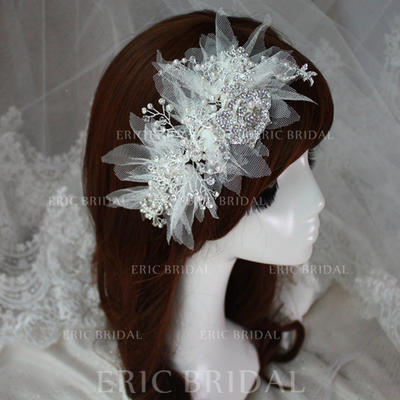 "Hairpins Wedding/Casual/Party/Art photography Rhinestone 5.91""(Approx.15cm) 2.36""(Approx.6cm) Headpieces (042159127)"