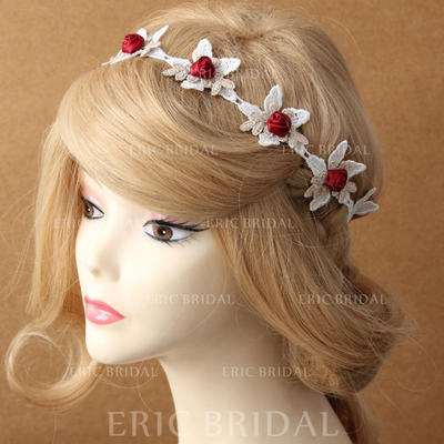 "Headbands Special Occasion/Casual Lace 16.14""(Approx.41cm) 2.17""(Approx.5.5cm) Headpieces (042156429)"