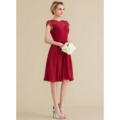 3 different style bridesmaid dresses