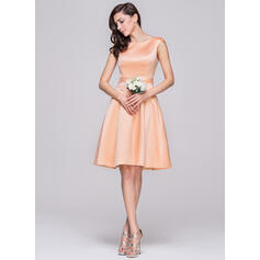 lace peach bridesmaid dresses