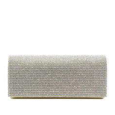 Clutches/Luxury Clutches Wedding/Ceremony & Party/Casual & Shopping/Office & Career Satin Magnetic Closure Elegant Clutches & Evening Bags