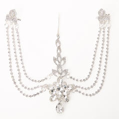 "Forehead Jewelry Wedding/Special Occasion Crystal/Alloy/Plastic 5.12""(Approx.13cm) Luxurious Headpieces"