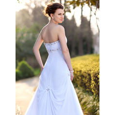 tulle wedding dresses champagne