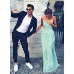 2 piece long prom dresses 2020