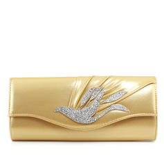 Clutches Ceremony & Party PU Magnetic Closure Fashional Clutches & Evening Bags