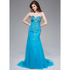 prom dresses slim fit