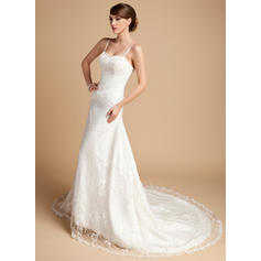 cheap long sleeve fitted wedding dresses