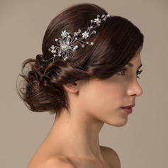 "Headbands Wedding/Special Occasion Copper 4.33""(Approx.11cm) 2.36""(Approx.6cm) Headpieces"