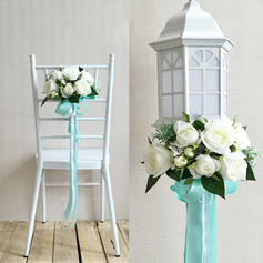 "Decorations Free-Form Wedding/Party/Casual 3.94""(Approx.10cm) 5.91""(Approx.15cm) Wedding Flowers"