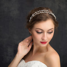 """Headbands Wedding/Special Occasion/Party Rhinestone/Alloy 5.91""""(Approx.15cm) 0.36""""(Approx.0.9cm) Headpieces"""