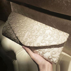 "Clutches/Satchel Ceremony & Party Lace Elegant 10.24""(Approx.26cm) Clutches & Evening Bags"