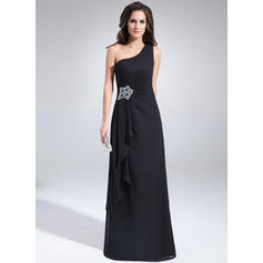 contemporary long mother of the bride dresses