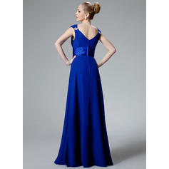 capped sleeve bridesmaid dresses