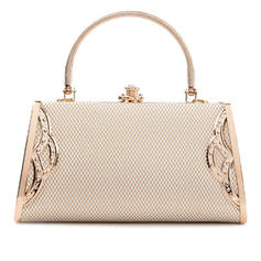 """Clutches/Satchel Wedding/Ceremony & Party PU Fashional 5.91""""(Approx.15cm) Clutches & Evening Bags"""