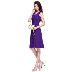 purple bridesmaid dresses with long sleeves