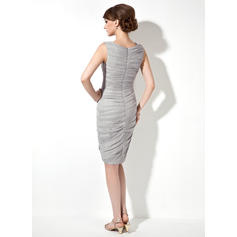 grey mother of the bride dresses long