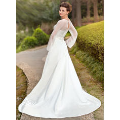 country wedding dresses plus size