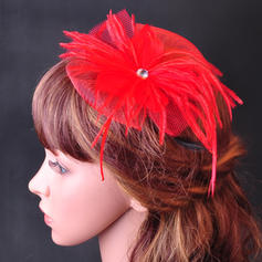 """Combs & Barrettes Wedding/Special Occasion/Party Net Yarn/Velvet 7.09""""(Approx.18cm) 7.09""""(Approx.18cm) Headpieces"""