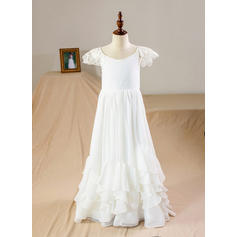 white flower girl dresses for wedding