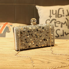 """Clutches Wedding PVC Charming 9.06""""(Approx.23cm) Clutches & Evening Bags"""