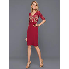 robes de cocktail taille plus sexy