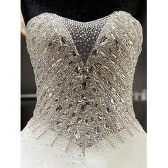 china custom made wedding dresses