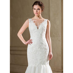 what is tulle wedding dresses