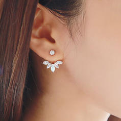 Earrings Alloy Pierced Ladies' Lovely Wedding & Party Jewelry
