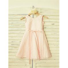 gold girls flower girl dresses