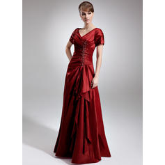 plum mother of the bride dresses