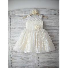 full length flower girl dresses