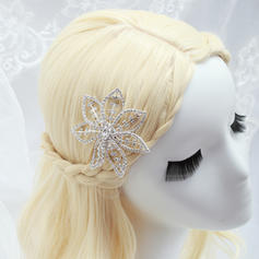 "Combs & Barrettes Wedding/Party Rhinestone/Alloy 3.15""(Approx.8cm) Lovely Headpieces"