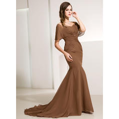 step mother of the bride dresses coral and charcoal