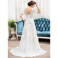 white color wedding dresses 2018