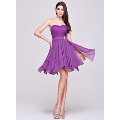 knee length homecoming dresses cheap