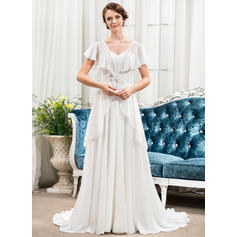 white color wedding dresses