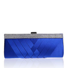 """Clutches Polyester Magnetic Closure Unique 4.33""""(Approx.11cm) Clutches & Evening Bags"""
