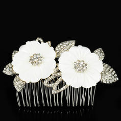 """Combs & Barrettes Wedding/Special Occasion Crystal 4.13""""(Approx.10.5cm) 2.17""""(Approx.5.5cm) Headpieces"""
