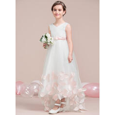 red flower girl dresses for baby