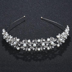 "Tiaras Wedding/Special Occasion/Party Alloy 4.72""(Approx.12cm) 0.98""(Approx.2.5cm) Headpieces"